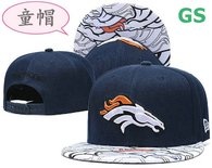 NFL Denver Broncos Kid Snapback Hat (2)