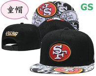 NFL San Francisco 49ers  Kid Snapback Hat (1)