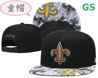 NFL New Orleans Saints Kid Snapback Hat (2)