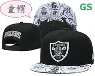 NFL Oakland Raiders Kid Snapback Hat (2)