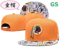 NFL Washington Redskins Kid Snapback Hat (2)