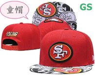 NFL San Francisco 49ers  Kid Snapback Hat (2)
