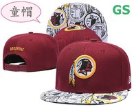 NFL Washington Redskins Kid Snapback Hat (1)