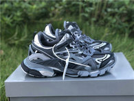 Balenciaga Track Trainers 4.0 Black Grey