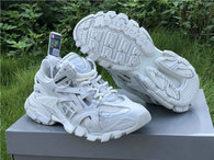 Balenciaga Track LED Trainers 3.5 White