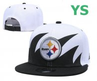 NFL Pittsburgh Steelers Snapback Hat (227)