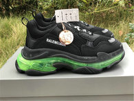 Balenciaga Triple-S Black/Green