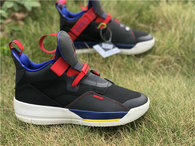 "Authentic Air Jordan 33 ""Tech Pack"""
