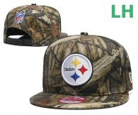 NFL Pittsburgh Steelers Snapback Hat (235)