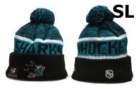 NHL San Jose Sharks Beanies (1)