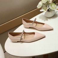 MIU MIU Single Shoes (9)
