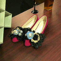 MIU MIU Single Shoes (1)