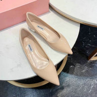 MIU MIU Single Shoes (14)