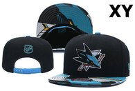 NHL San Jose Sharks Snapback Hat (29)