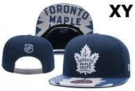 NHL Toronto Maple Leafs Snapback Hat (21)