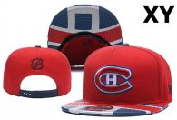 NHL Montreal Canadians Snapback Hat (2)