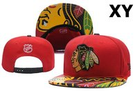 NHL Chicago Blackhawks Snapback Hat (92)