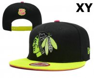 NHL Chicago Blackhawks Snapback Hat (87)