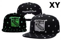 NHL New York Rangers Snapback Hat (17)