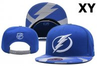 NHL Tampa Bay Lightning Snapback Hat (1)