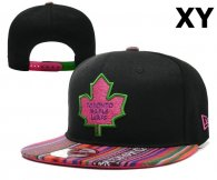 NHL Toronto Maple Leafs Snapback Hat (16)