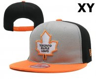 NHL Toronto Maple Leafs Snapback Hat (17)