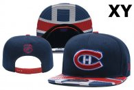 NHL Montreal Canadians Snapback Hat (1)