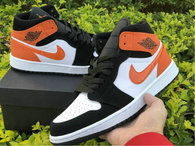 "Authentic Air Jordan 1 Mid GS  ""Shattered Backboard"""