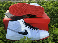 "Authentic CLOT x Air Jordan 1 Mid ""Fearless"" GS"