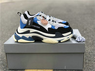 Balenciaga Triple-S Grey/Blue/Black