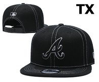 MLB Atlanta Braves Snapback Hat (85)