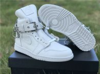 Authentic CDG Homme Plus x Air Jordan 1 White