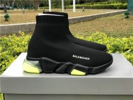 Authentic Balenciaga Speed Trainer Noir/Vert