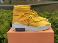 "Authentic Nike Air Fear of God 1 ""Amarillo"""