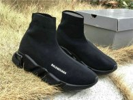 Authentic Balenciaga Speed Trainer ALL BLACK
