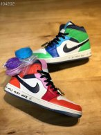 "Authentic Melody Ehsani x Air Jordan 1 GS Mid ""Fearless"""