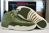 "Authentic Air Jordan 12 CP3 ""Class of 2003"""