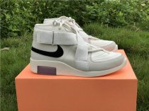 "Authentic Nike Air Fear of God Raid ""Light Bone"""