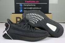 "Authentic Yeezy Boost 350 V2 ""Black Reflective"" (full reflective)"