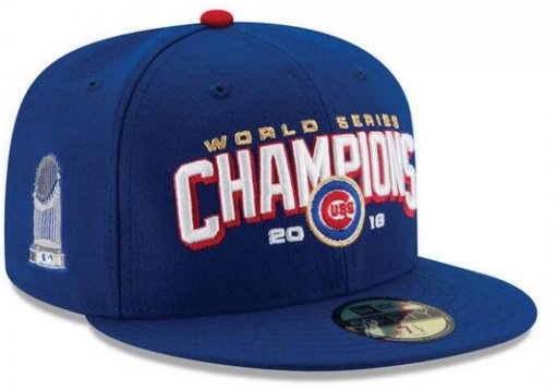 Chicago Cubs Champion New era 59fifty hat 001