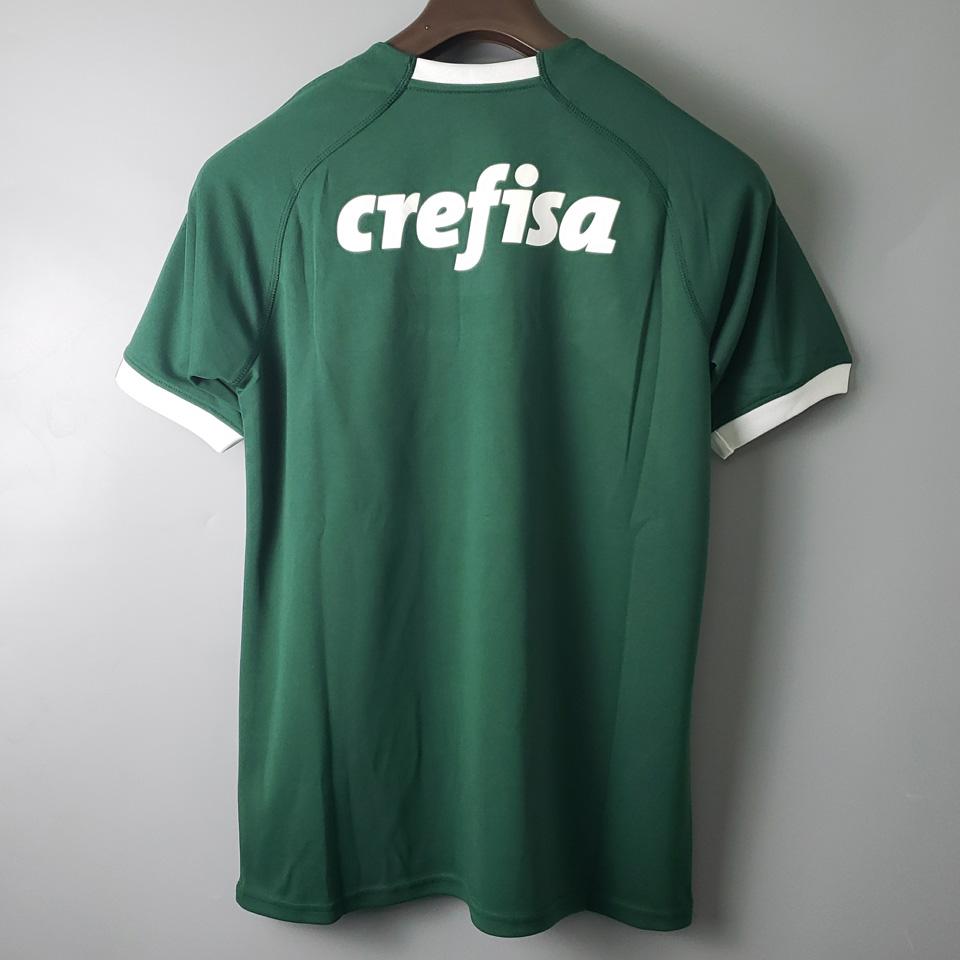 half off beceb cecf6 2019/20 Palmeiras Home 1:1 Quality Green Fans Soccer Jersey