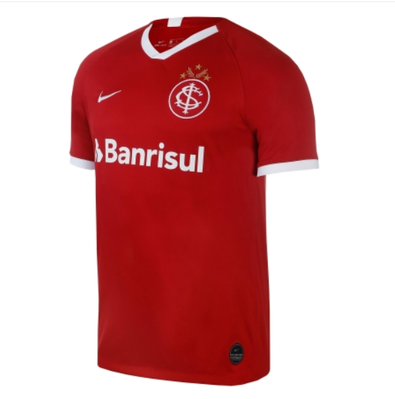 the latest bb767 72ed3 2019 International Home 1:1 Quality Red Fans Soccer Jersey