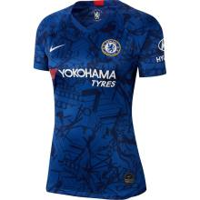 2019/20 Chelsea Home Blue Women Soccer Jersey