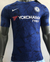 2019/20 Chelsea Home Blue Player Version Soccer Jersey