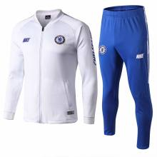 2019/20 Chelsea White Jacket Tracksuit Full Sets