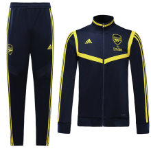 2019/20 Arsenal Black N98 Jacket Tracksuit 2019-2020