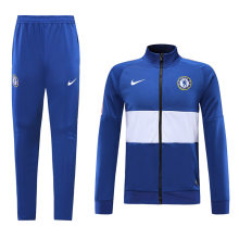 2019/20 Chelsea Blue Jacket Tracksuit Full Sets