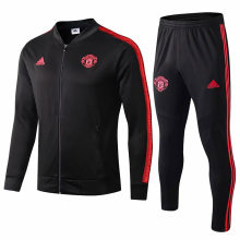 2019/20 Man Utd Black Jacket Suit