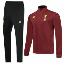 2019/20 Liverpool Red Jacket Tracksuit