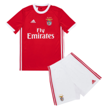 2019/20 Benfica Home Red Kids Soccer Jersey